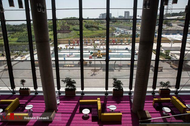 باغ کتاب تهران افتتاح شد12