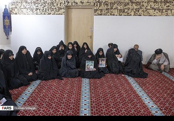 مجلس تأبين ضحايا الحادث الارهابي في البرلمان الايراني 12