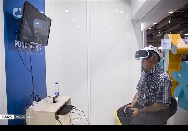 طهران .. المعرض الدولي الـ ۲۳ للالكترونيات والكومبيوتر 12