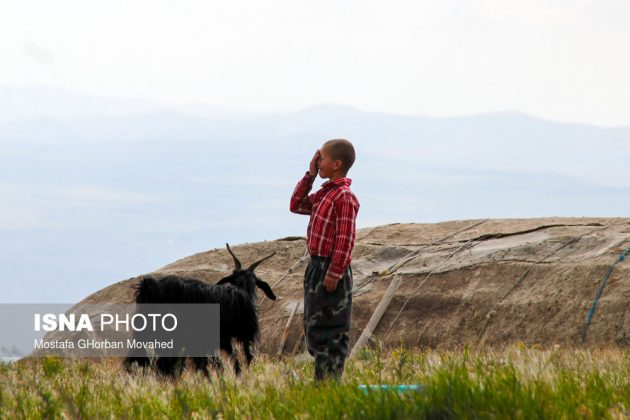 مصيف قوش غولو الساحر شمال غرب ايران 12
