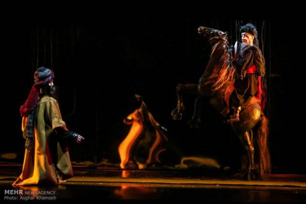 مسرحية أوبرا العرائس في طهران 13