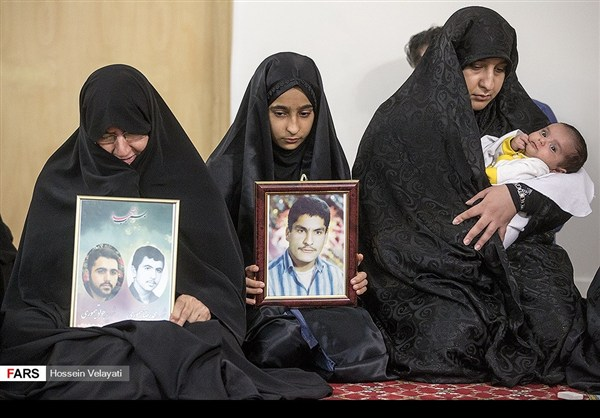 مجلس تأبين ضحايا الحادث الارهابي في البرلمان الايراني 13