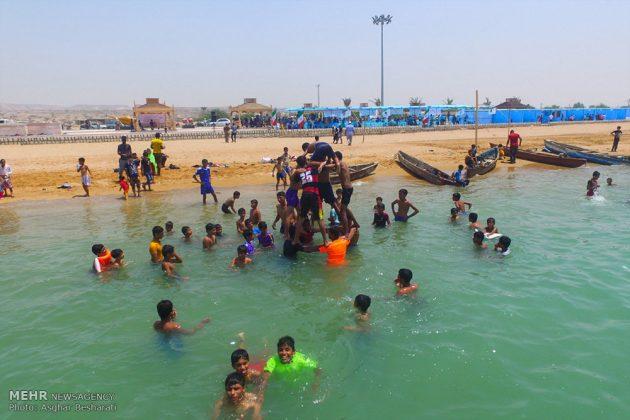 """احتفال """"نوروز الصياد"""" في جزيرة قشم الايرانية 13"""