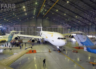 124 Iranian Planes Crippled, Waiting for Spare Parts