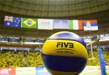 ايران تفوز على استراليا في بطولة آسيا لكرة الطائرة