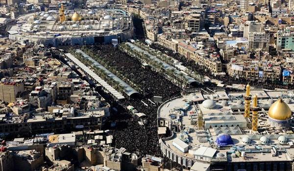 توقعات بمشاركة نحو 3 ملايين ايراني في زيارة الاربعين