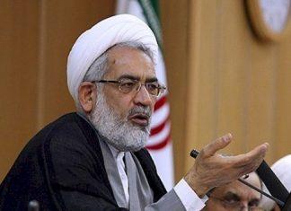 """القضاء الايراني يدعو للاحتجاج على شطب الغرب منظمة """"خلق"""" من لائحة الارهاب"""