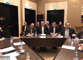 جابري انصاري يرأس الوفد الايراني في مباحثات أستانا