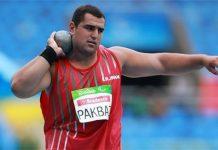 ايران تحصد 17 ميدالية ببطولة العالم لالعاب القوى للمعاقين