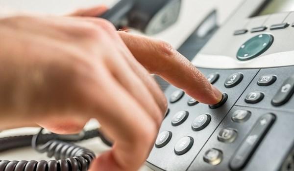 انطلاق اول شبكة للهواتف الثابتة