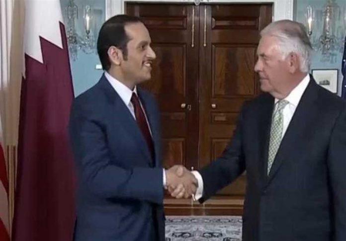 كاتب ايراني .. هل أمريكا جادة في محاولتها لحل أزمة قطر مع السعودية وحلفائها؟