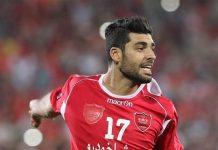 """اللاعب الايراني """"طارمي"""" في طريقه الى الغرافة القطري"""