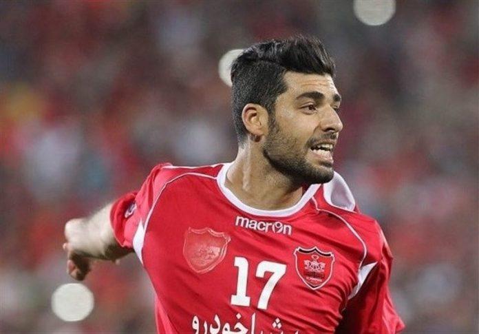 اللاعب الايراني