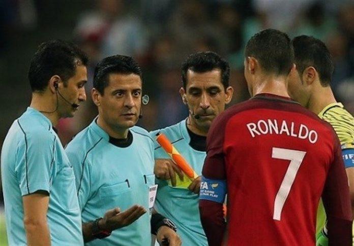 الاتحاد الآسيوي لكرة القدم يشيد بلجنة التحكيم الايرانية