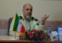 کشف مخزن اسلحة لعصابة ارهابیة في سيستان وبلوشستان الايرانية
