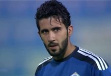 اللاعب العراقي بشار رسن يتعاقد مع برسبوليس الايراني