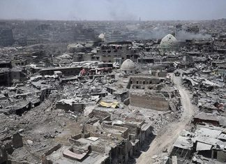 ايران تبدي استعدادها لاعادة اعمار الموصل