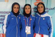 منتخب ايران الاولمبي يحرز لقب آسيا للكاراتيه