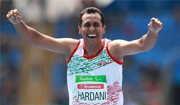 ايران تحصد 10 ميداليات ببطولة العالم لالعاب القوى للمعاقين
