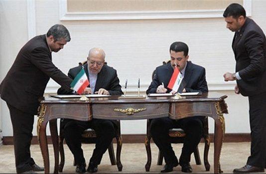ايران والعراق ينشئان مدنا صناعية مشتركة