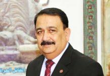 وزير الدفاع العراقي فی طهران