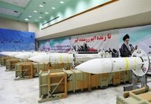 """ايران .. تدشن خط انتاج صواريخ """"صياد 3"""" بعيدة المدى"""