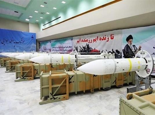 ايران .. تدشن خط انتاج صواريخ