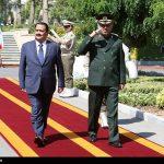 مالذي نقله وزير الدفاع الحيالي إلى طهران وهل ساعد على طمأنة ايران؟