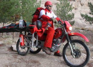200 دراجة نارية تنضم الى اسطول شبكة الاسعاف في طهران