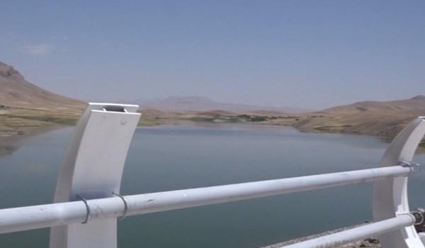 كرمانشاه الايرانية .. تدشين سدين ومشاريع ايصال المياه لـ 800 قرية