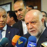 وزير النفط الايراني .. ندرس تكرير النفط العراقي بمصافينا