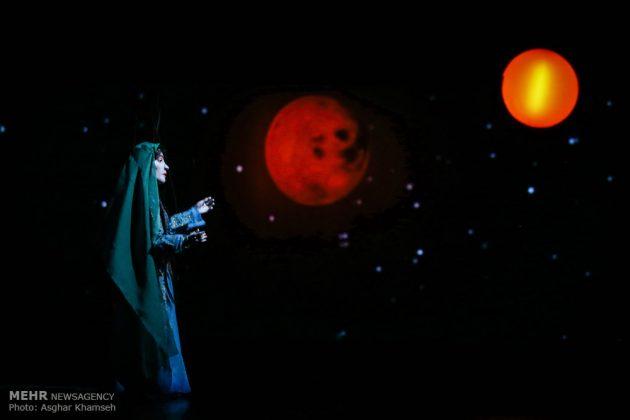 مسرحية أوبرا العرائس في طهران 14