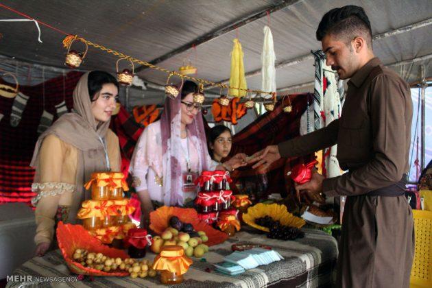 """مهرجان """"الكرز"""" في شمال غربي ايران14"""