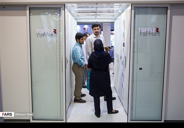 طهران .. المعرض الدولي الـ ۲۳ للالكترونيات والكومبيوتر 14