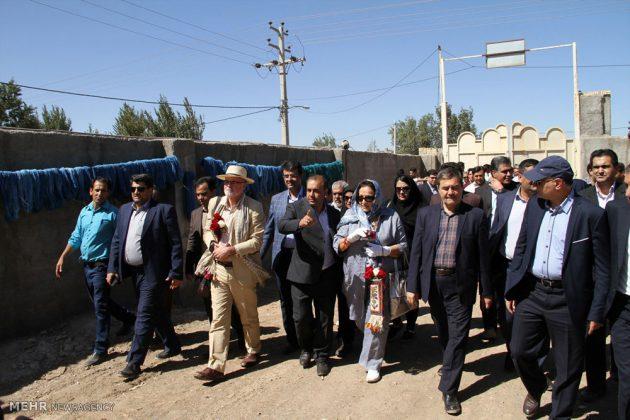 """ممثلو اليونسكو بصدد تسجيل""""كليم"""" الايراني عالمياً14"""