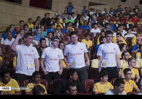 مراسم افتتاح اولمبياد الحاسوب ٢٠١٧ 14