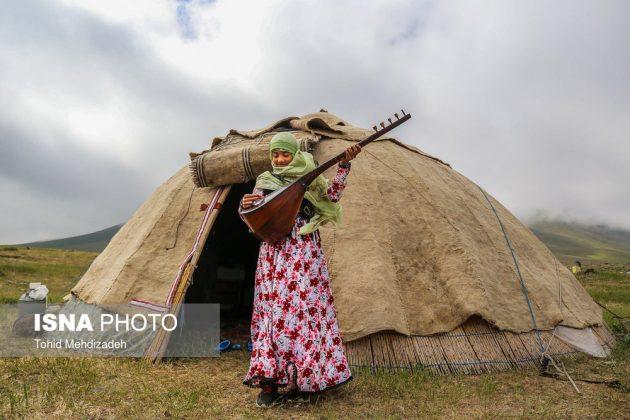 مصيف قوش غولو الساحر شمال غرب ايران 14