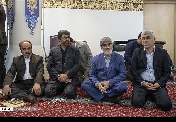 مجلس تأبين ضحايا الحادث الارهابي في البرلمان الايراني 15