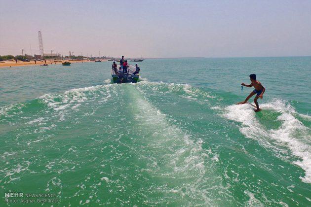"""احتفال """"نوروز الصياد"""" في جزيرة قشم الايرانية 15"""