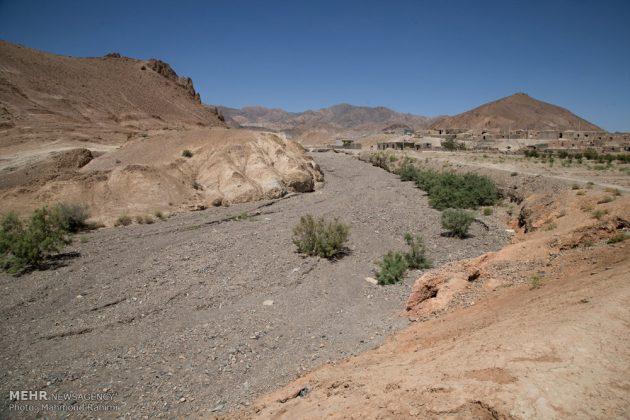 عقدان من الجفاف في خراسان الجنوبية 16