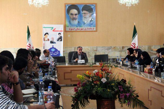 """مهرجان """"الكرز"""" في شمال غربي ايران16"""