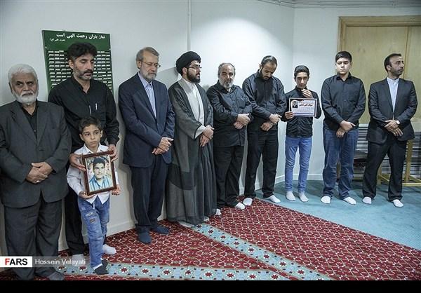 مجلس تأبين ضحايا الحادث الارهابي في البرلمان الايراني 16