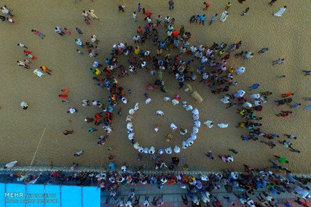 """احتفال """"نوروز الصياد"""" في جزيرة قشم الايرانية 16"""