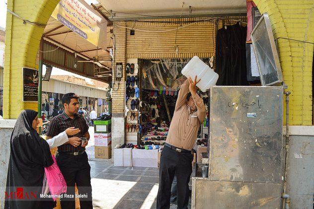 مدينة أهواز تحترق !17