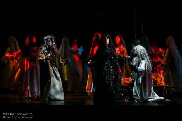 مسرحية أوبرا العرائس في طهران 17