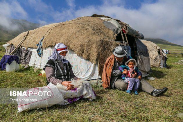 مصيف قوش غولو الساحر شمال غرب ايران 17