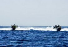 ايران توقف زورقا سعوديا للصيد في مياه الخليج الفارسي