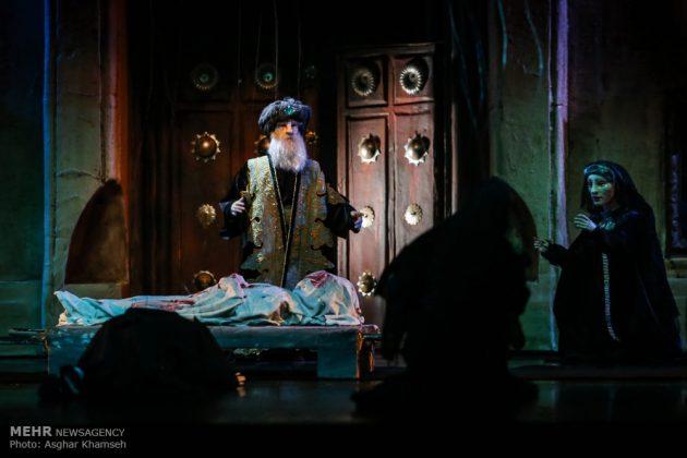 مسرحية أوبرا العرائس في طهران 18