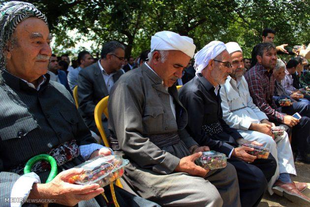 """مهرجان """"الكرز"""" في شمال غربي ايران18"""