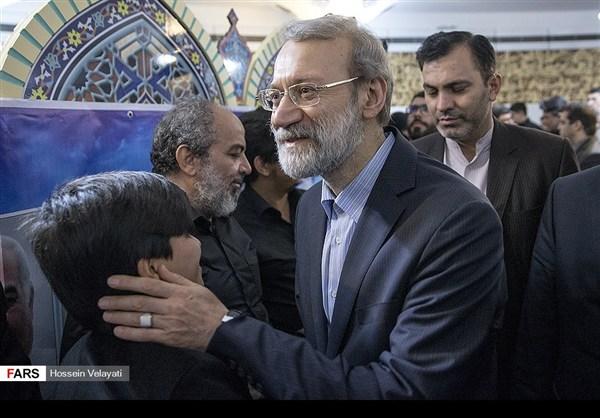 مجلس تأبين ضحايا الحادث الارهابي في البرلمان الايراني 18